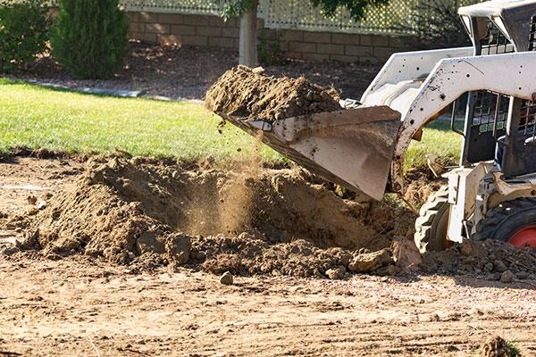 Excavation Services, Winkler, Portage la Prairie, Steinbach