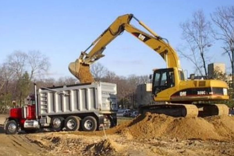 Excavation Services, Winkler and Brandon Manitoba